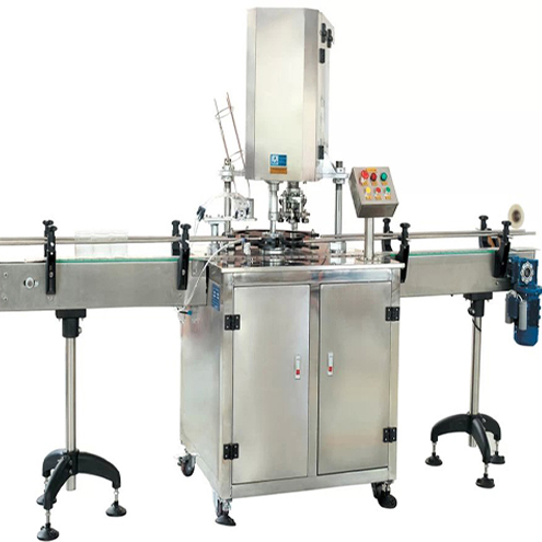 automatic metal cans sealing machine easy open tin can sealer equipment for food snack industry